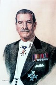  Lt-Col. Sir Vivian Dunn, Principal Director of Music, HM Royal Marines 