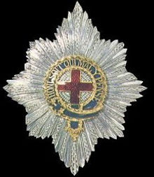 Knight Companion of the Most Noble Order of the Garter