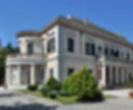"Villa ""Mon Repos"", Corfu the home of Prince & Princess Andrew of Greece and the birthplace of Prince Philip, Duke of Edinburgh ​"
