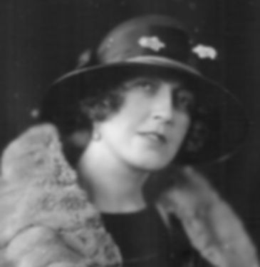 Mrs Molly Ashley (later Lady Mount Temple)