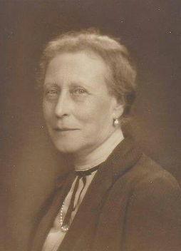 Mountbatten's mother The Dowager Marchioness of Milford Haven