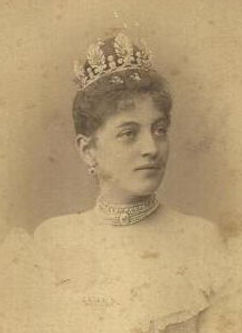 Alexander's wife - Johanna Loisinger,  The Countess VON Hartenau