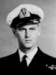 Philip whilst a First Lieutenant 