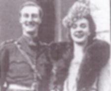  Hamilton Keyes O'Malley & Iris on their wedding day 