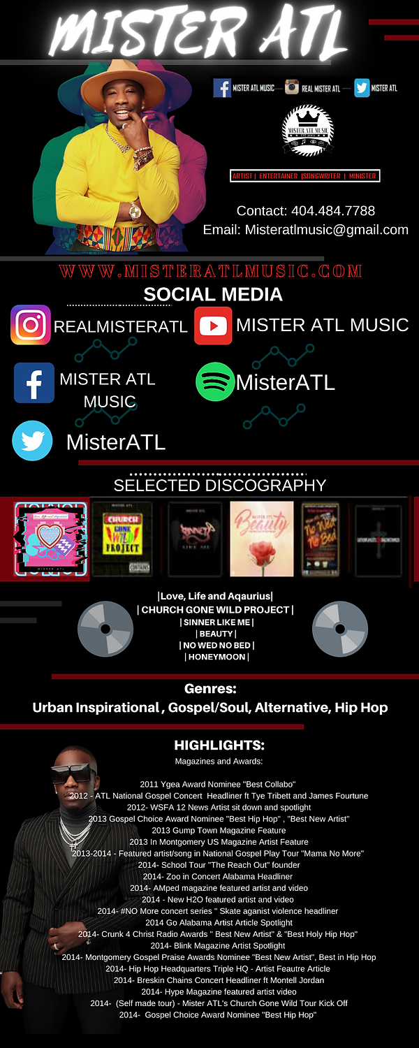 WHO IS MISTER ATL