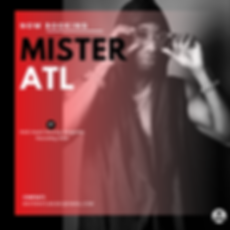 Mister ATL Booking
