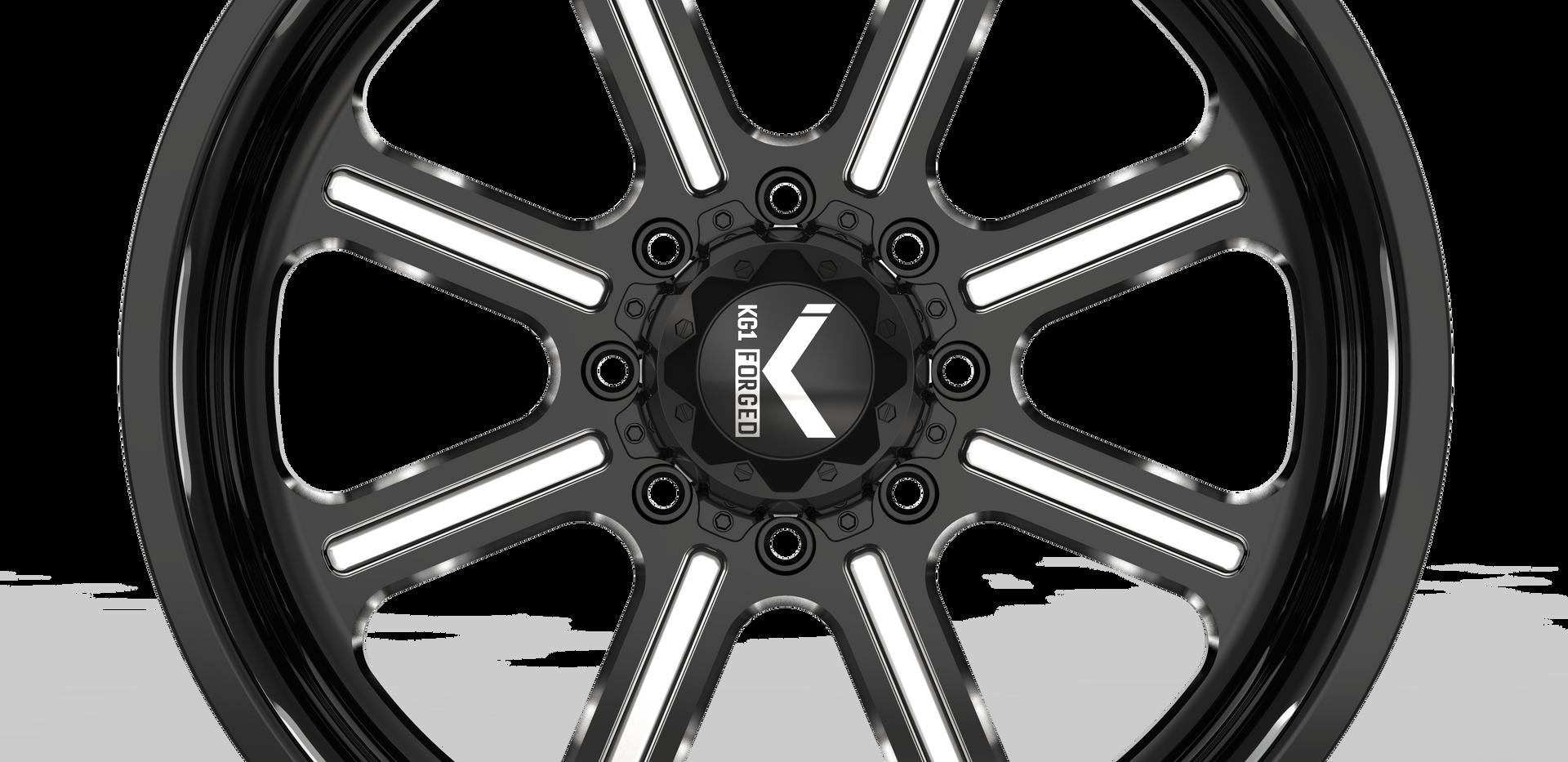 VALOR KF010-8H- Black Machining-1
