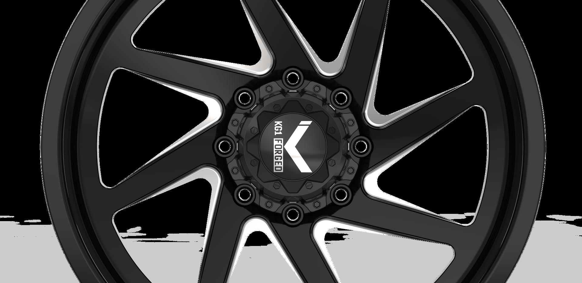 EDGE KC005R-8H- Black Machining-1