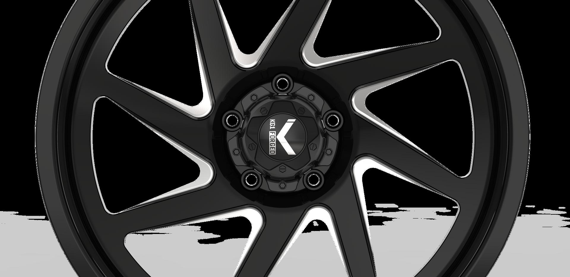 EDGE KC005L-5H- Black Machining-1