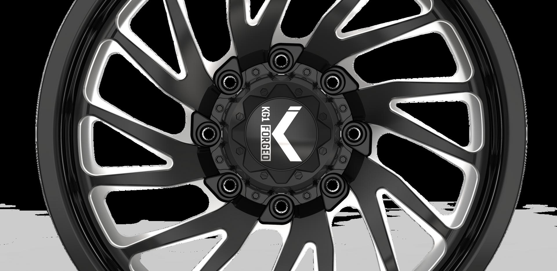 VILE KF004-8H- Black Machining