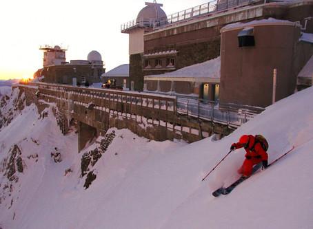 Pic du Midi de Bigorre, entre los 50 mejores freeride del mundo