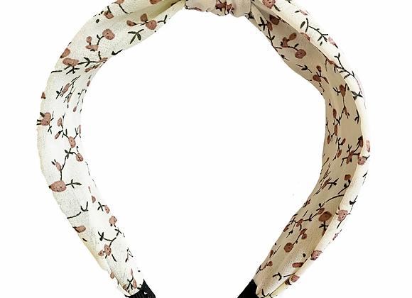 Vintage Floral Headband