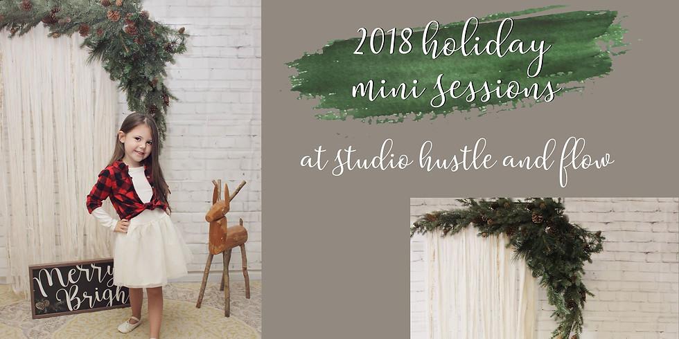 Christmas Mini Sessions!