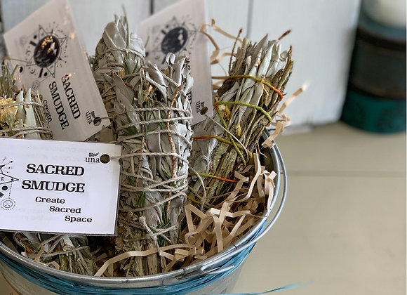 Sacred Herb Wands