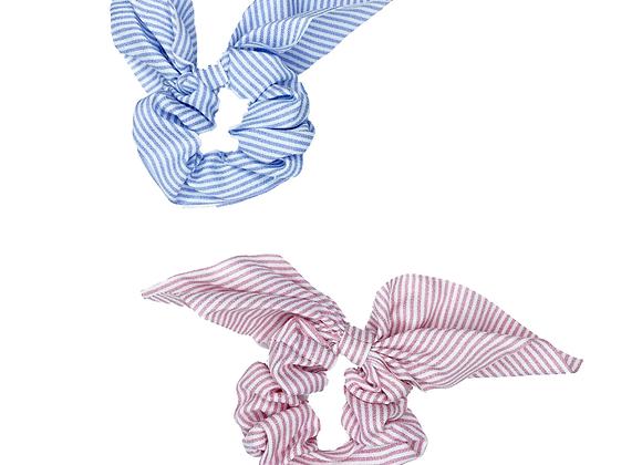 Seersucker Scrunchie Pack
