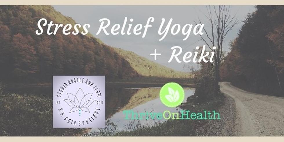 Candlelight Yoga and Reiki