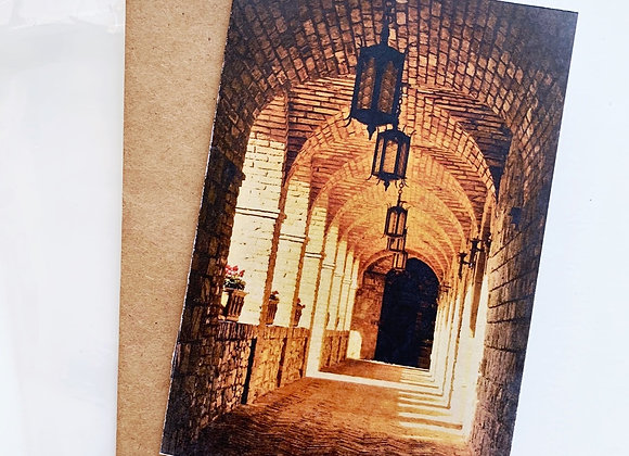 Whimsical Escapes Greeting Cards