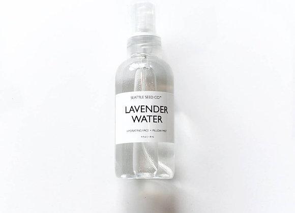 Lavender Face + Pillow Spritz