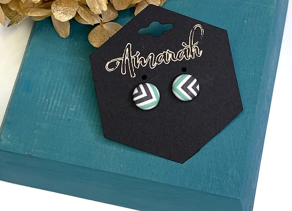 All Buttoned Up Earrings