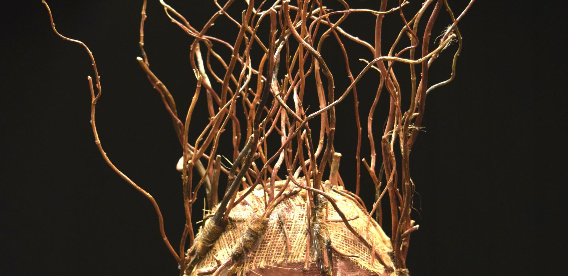 Islands Tree Women headpiece