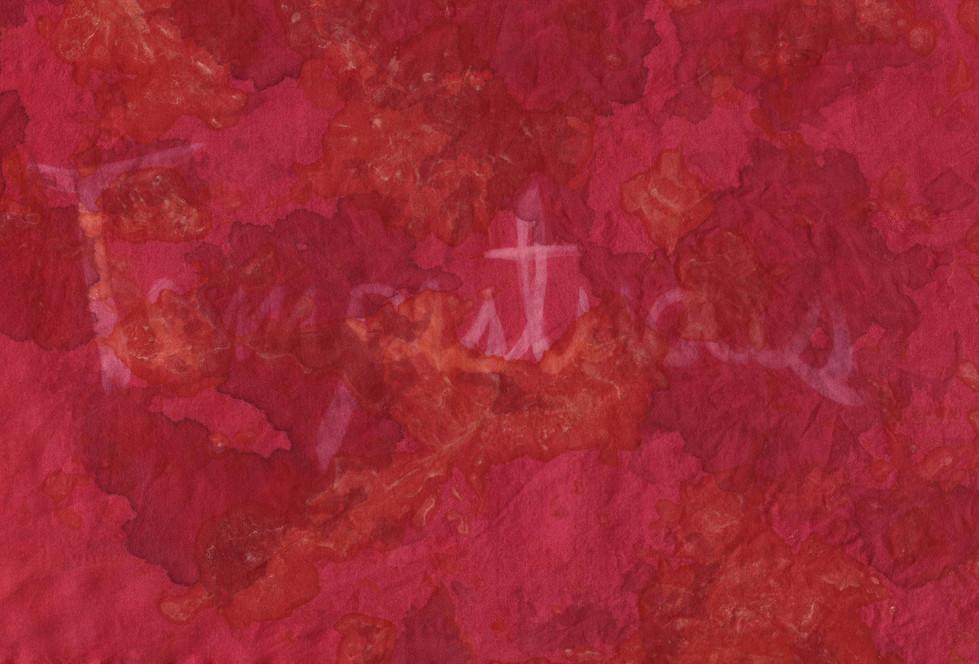 Textile Art 'Tempestuous'
