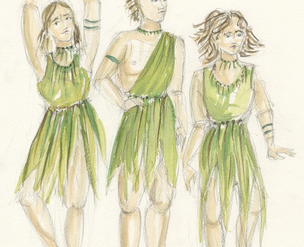 Camelot Rendering Fairies