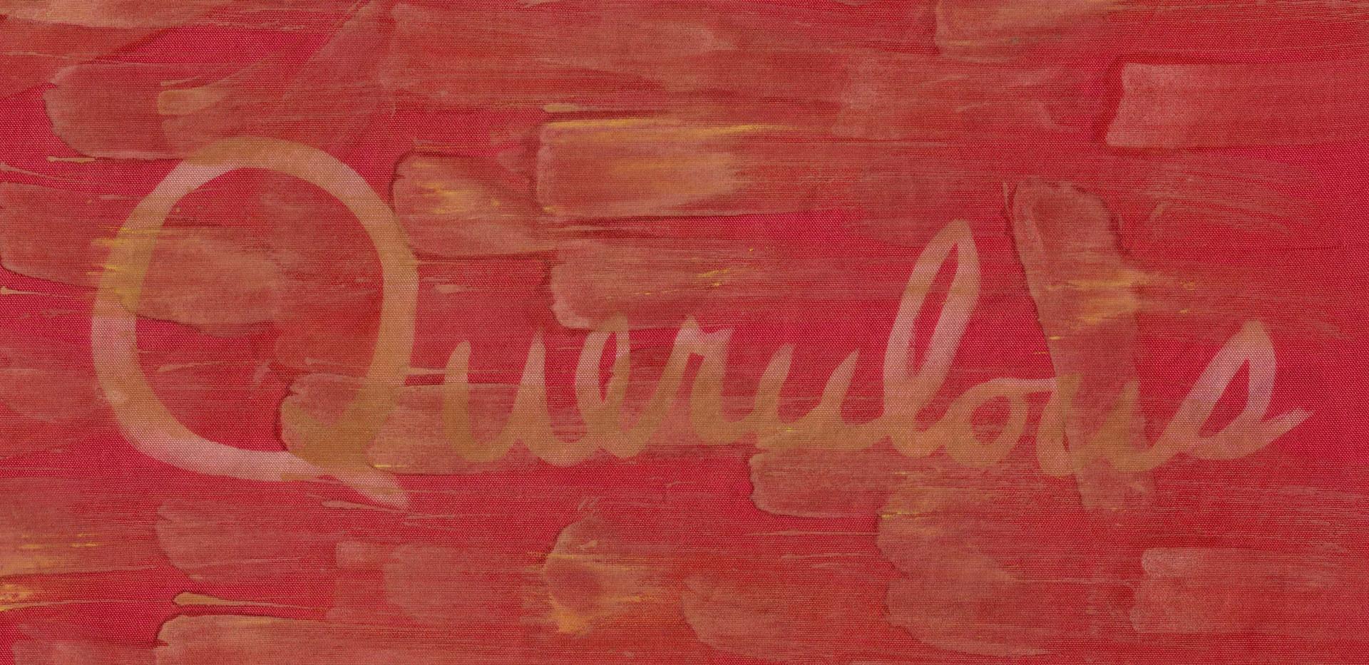 Textile Art 'Querulous'