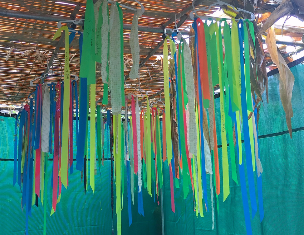 Sukkah Installation