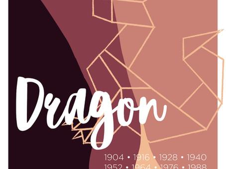 El signo Dragón en el horóscopo chino