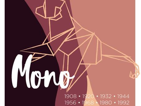 El signo Mono en el horóscopo chino