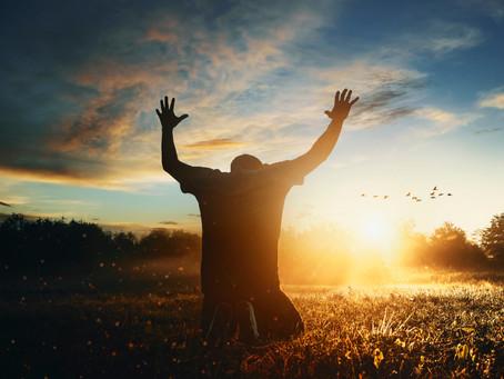 He Creates In Me