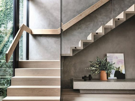 Las escaleras y como nos afectan en un hogar