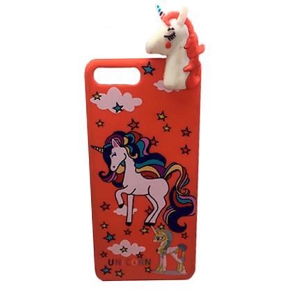 Capa Celular Unicornio Iphone