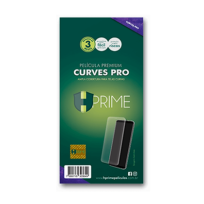 Película de Celular Premium Verso Curves Pro HPrime