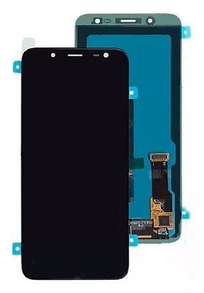 Tela Frontal Display Touch Lcd Samsung Galaxy J6 J600 OLED