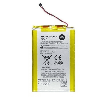 Bateria Moto G3 Xt1543 Xt1544 Xt1556  Fc40