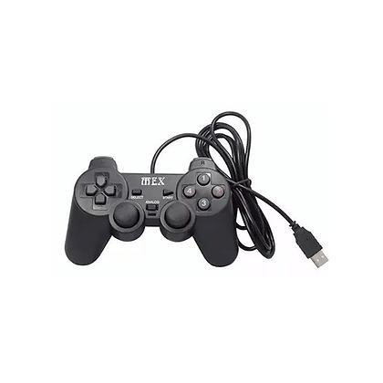 Controle Com Fio USB PC Joystick Mex - 3