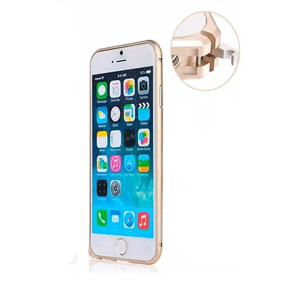 Capa Celular Proteção Lateral Alumínio Iphone