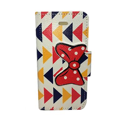 Capa Celular Carteira Minnie Iphone