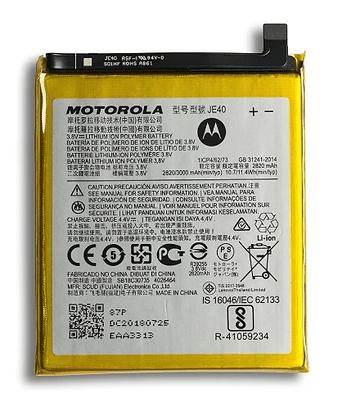 Bateria Moto G7 Play JE40