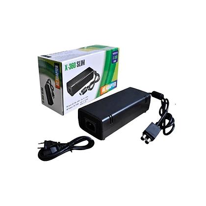 Fonte Xbox 360 Slim 2 Pinos Bivolt 110v 220v 135w