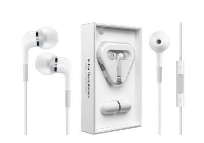 Apple In-Ear Headphones  Com Controle Remoto E Microfone