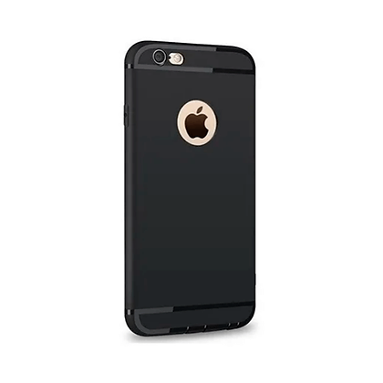 Capa Celular Preta Iphone