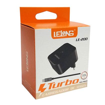 Carregador Celular Turbo Lelong