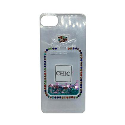 Capa Celular Transparente Gel Chic Iphone