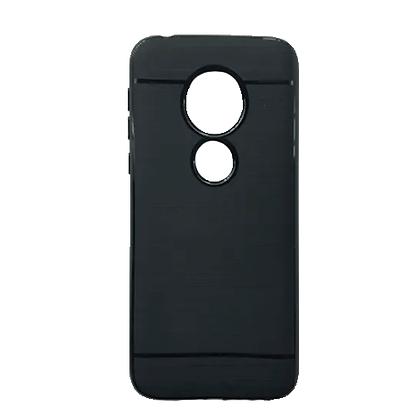 Capa Celular Preta Motorola