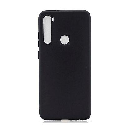 Capa Celular Preta Quina Xiaomi