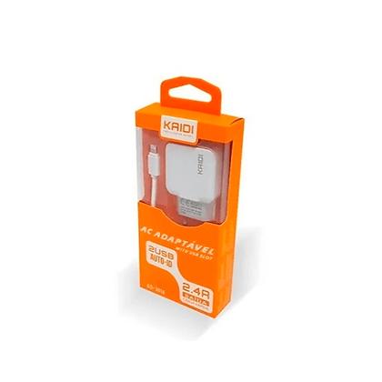 Carregador De Parede Fast Charger Para Iphone Kaidi  KD-301A