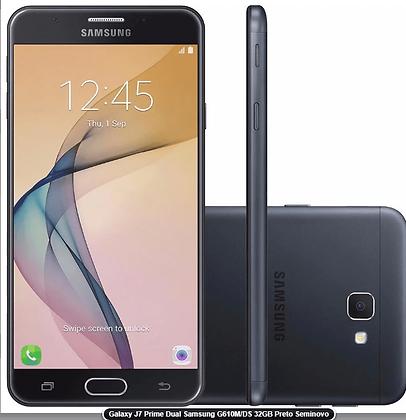 Celular J7 Prime 32G Samsung Usado