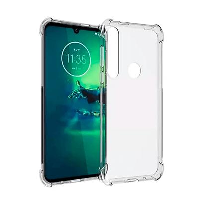 Capa Celular Quina Anti Shock Transparente Motorola